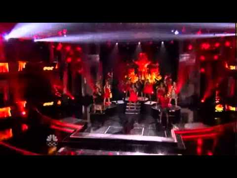 """Finale Night Performance - Vocal Rush - """"Roar"""" By Katy Perry - Sing Off 4"""