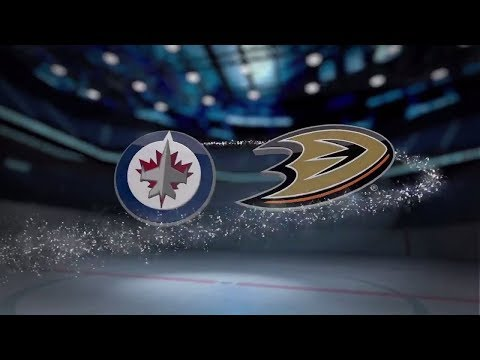 Winnipeg Jets vs Anaheim Ducks - November 24, 2017 | Game Highlights | NHL 2017/18. Обзор матча