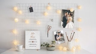 WEDDING INVITATION TEMPLATE - Free Download After Effects Templates