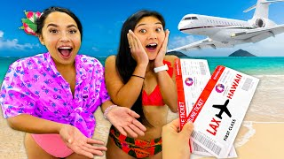 SURPRISING MY BEST FRIENDS WITH THEIR DREAM VACATION!! *EMOTIONAL*