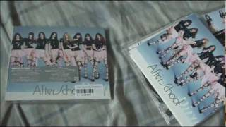 After School - Diva (Japanese - Version A,B & C) [CD Unboxing]