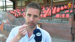 Reactie Gert Jan Karsten na HHC Hardenberg - VVSB