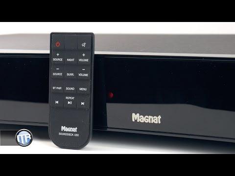 Magnat Sounddeck 150 - Leistungsstarke Soundbox fürs TV!