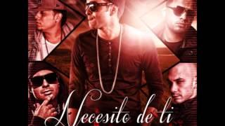 Necesito de Ti Remix- Juno Ft. Cheka, Jadiel, Fade & Tony Lenta--Reggaeton 2013