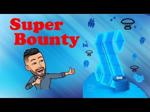 🔴JÁ LISTADO🔴 $96000 MIL dólares em Super Bounty Stakinglab !