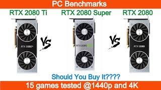 rtx 2080 super vs 2080 ti benchmark - Thủ thuật máy tính