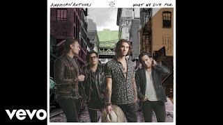 American Authors - Superman (Audio)