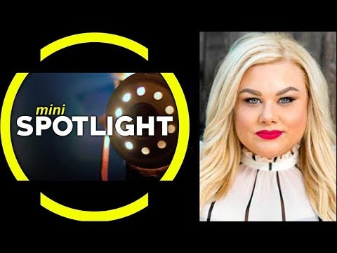 Carly Jibson Interview - AfterBuzz TV's Mini Spotlight