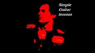 """How to play """"The Flame"""" by Cheap Trick on acoustic guitar"""