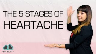 The 5 Stages of Heartache (Get Over Your Breakup?)
