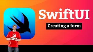 Creating a form  –  WeSplit SwiftUI Tutorial 2/11