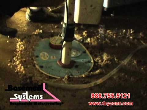 Sump pumps are installed to remove water from wet basements and crawl spaces. A sump pump is an essential element to waterproofing your basement or crawl space. Sump pump installation is available in Wilmington, Dover, Salisbury, and Ocean City areas, as well as surrounding portions of Delaware and Maryland.