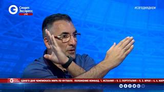 Вайсфельд - о Роналду и Месси, Черчесове и ВАР