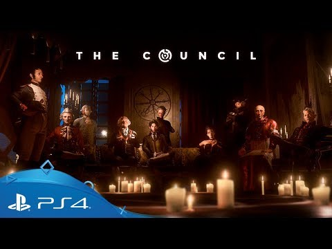 Trailer d'annonce de The Council