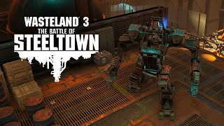 Trailer, DLC - The Battle of Steeltown