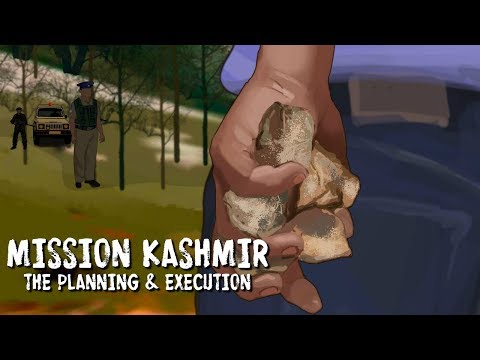 The planning and execution of 'Mission Kashmir'. Behind the scene moves to ensure its success.
