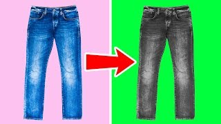 20 JEANS CRAFTS AND HACKS FOR YOUR KIDS