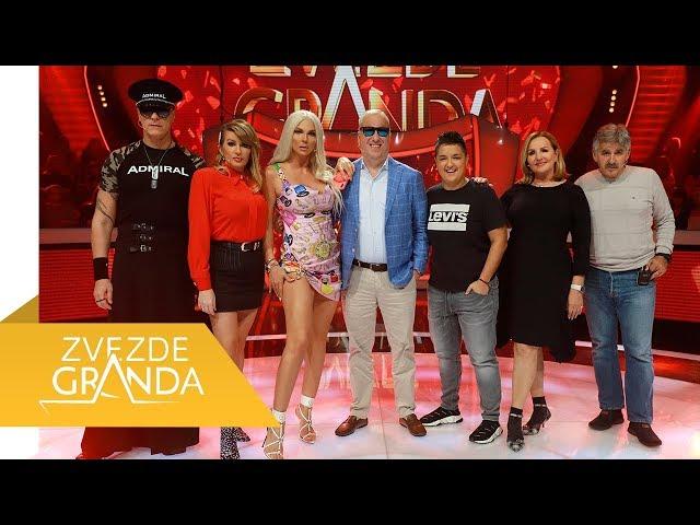 Zvezde Granda - Cela emisija 16 - ZG 2019/20 - 04.01.2020.