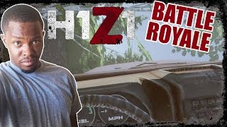Battle Royale H1Z1 Gameplay - BLAME MIZOO AGAIN!! | H1Z1 BR Gameplay