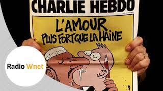 """Atak nożownika na dziennikarzy w Paryżu. Stefanik: Al-Kaida chciała znów zaatakować """"Charlie Hebdo""""?"""