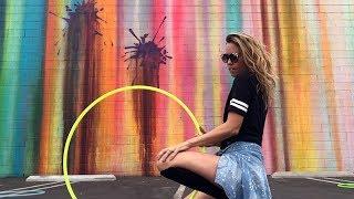 Cardi B - I Like It | Hula Hoop Girls
