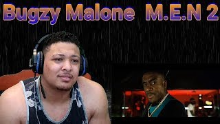 Bugzy Malone   M.E.N 2 Tommy Gunz Reaction American Reacts To Uk Artist