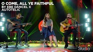 "Coke Studio PH Christmas: ""O Come All Ye Faithful"" by Ebe Dancel X Autotelic"