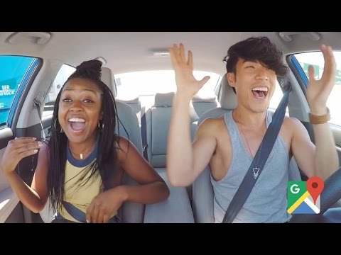 Best Friends Take A Road Trip For The First Time // Presented by BuzzFeed & Google Maps