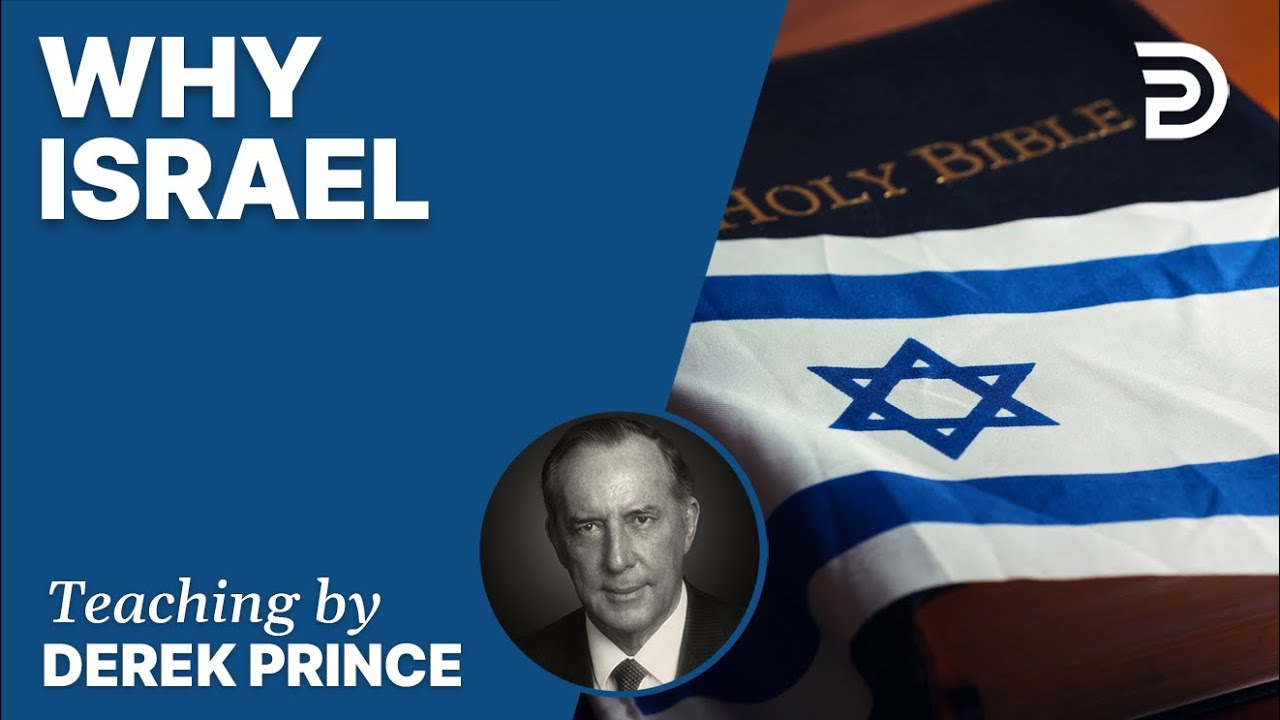 YouTube thumbnail for Why Israel?