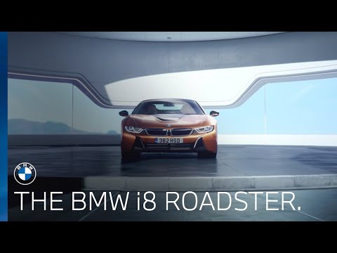 Bmw I8 Coupe Купе класса A - рекламное видео 4