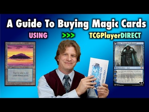 MTG – A Guide To Buying Magic: The Gathering Cards Using TCGPlayer Direct