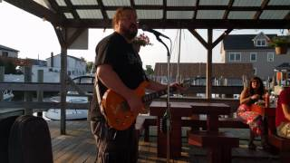 Tom San Filippo performing 'When I Paint My Masterpiece' at Toomey's on July 20 2016