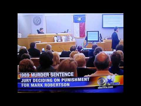 20 Year Old Murder Trial CBS 11 Clip