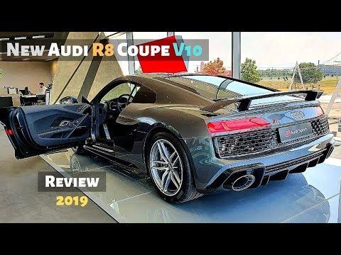 New Audi R8 Coupe V10 2019 Review Interior Exterior