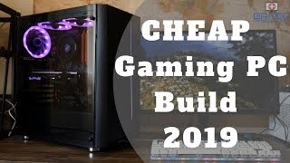 CHEAP Gaming PC Build   2019