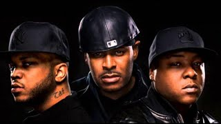 The Lox - Hood Cake (Pound Cake Freestyle) (New CDQ Dirty NO DJ)