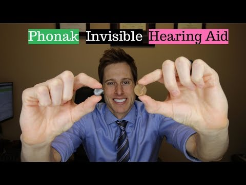 Phonak Virto B Titanium Invisible Hearing Aid – Applied Hearing Solutions