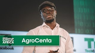 Agrocenta wins the Social Good category at Startup Battlefield Africa