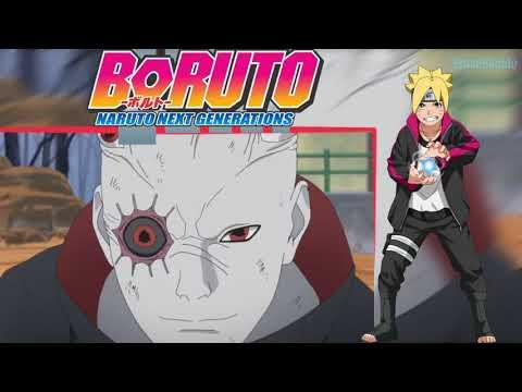 Naruto, Sasuke & Sakura vs Shin Uchiha Team 7 Reunion