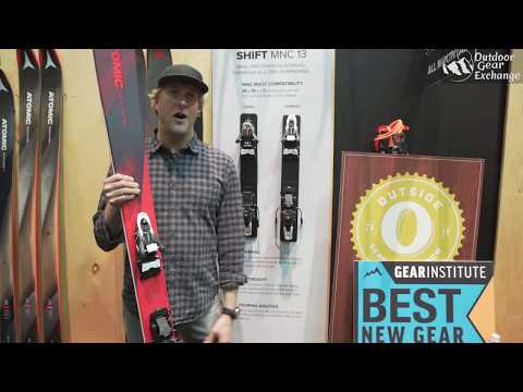 Atomic Shift Backcountry Ski Binding Review