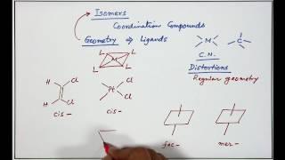 Coordination Compounds 4