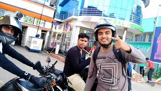 preview picture of video 'MAYAPUR BIKE TRIP'