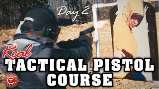 Tactical Pistol Course | Dover, TN   Day 2