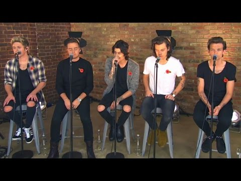 One Direction - Night Changes (Acoustic) (видео)