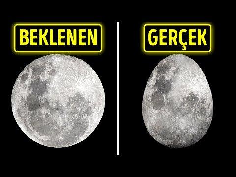 Ay Hakkında Ne Kadar Az Bilginiz Olduğunu Gösteren 45 Gerçek