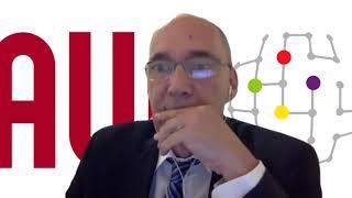 Alain CHARBONNEAU, Vice Recteur de l'AUF