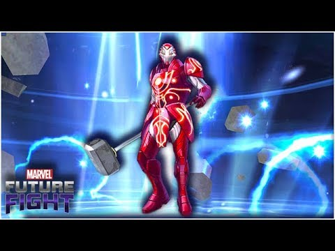 SUPER CHALLENGING & SUPER FUN - Marvel Future Fight