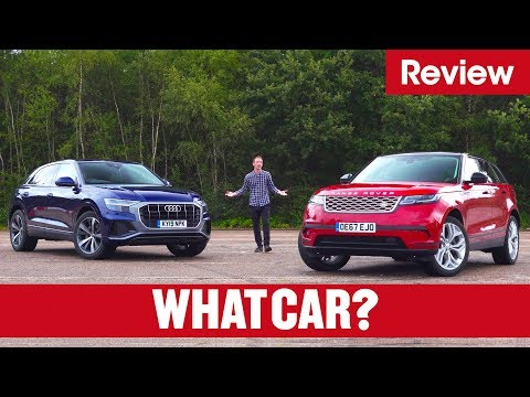 2020 Audi Q8 vs Range Rover Velar review – which is the best luxury SUV? | What Car?
