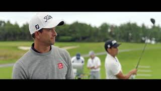 Adam Scott and the New Tour-S from FJ
