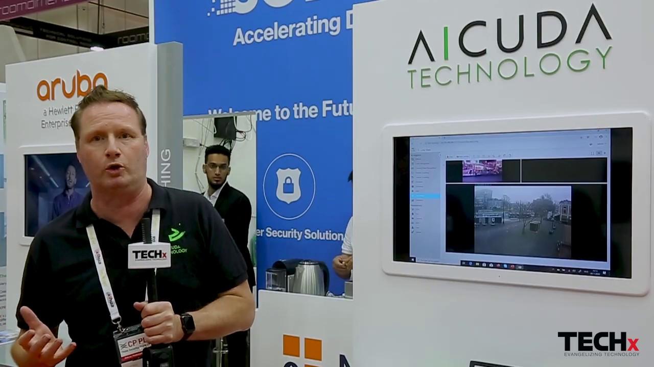 AICUDA Technology @ Intersec 2020